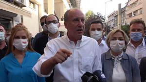 Muharrem İnce'den erken seçim açıklaması