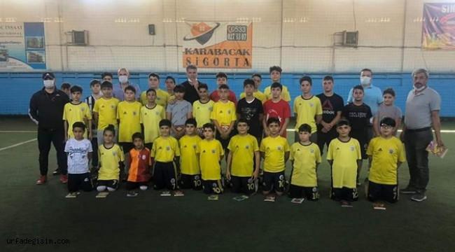 Önal'dan futbol okullarına ziyaret
