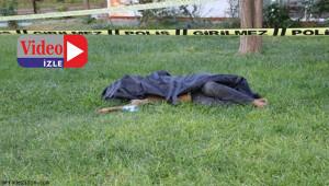 Parkta cesedi bulunan şahıs Urfalı çıktı