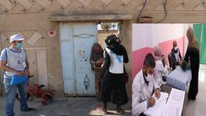 Sınırdaki Çocuklar Aşıyla Tanıştı
