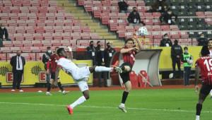 Eskişehirspor: 0 -Samsunspor:1