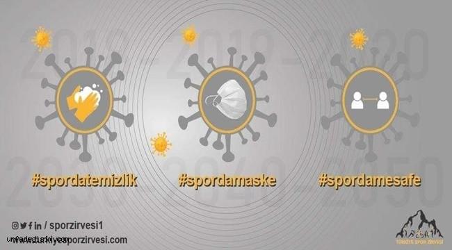 Türkiye Spor Zirvesi için geri sayım başladı
