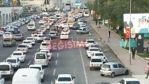 Urfa'da otomobil azaldı, motosiklet arttı