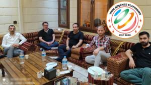 Urfa'da yeni bir platform kuruldu