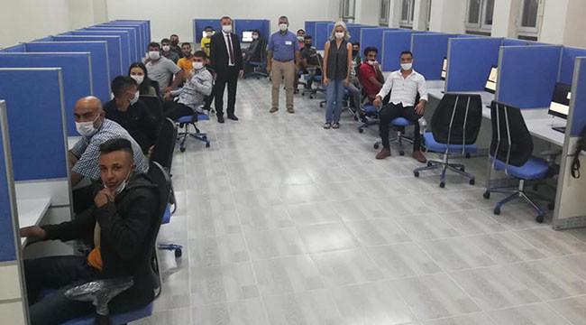 Urfa'daki iki ilçe için ehliyet sınavı müjdesi