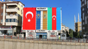 Urfa'dan Azerbaycan'a Destek
