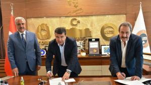Ticaret odaları kardeşlik protokolü imzaladı