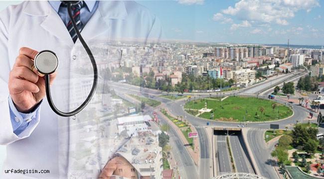 Urfa'ya 56 yeni doktor atandı