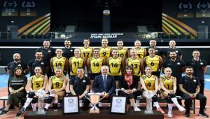 VakıfBank ikinci kez Guinness Dünya Rekorları'nda