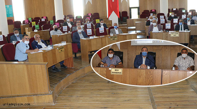 Viranşehir Belediyesi'nin 2021 bütçesi açıklandı