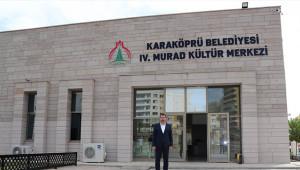 Yeni kültür merkezi açılıyor