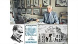 88 yaşındaki gravür sanatçısı hayatını kaybetti.