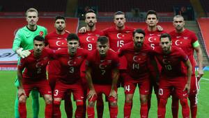 A Milli Futbol Takımı'nın maçları TV  ekranlarında