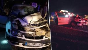 Akçakale'de feci kaza: 2 ölü, 1 yaralı