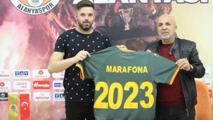 Alanyaspor, Marafona'nın sözleşmesini uzattı