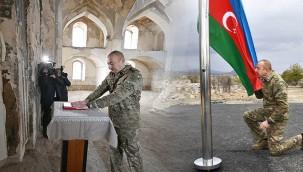 Aliyev Ağdam'da
