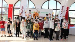 Atatürk'ü Anma Satranç Turnuvası düzenlendi