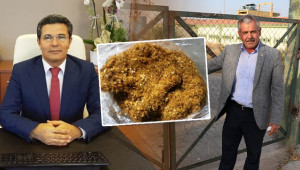 Başkan Almas'tan tütün girişimi
