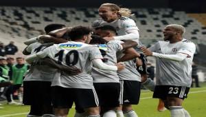 Beşiktaş - Yeni Malatyaspor: 1-0