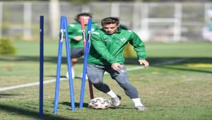Bursaspor, Karşıyaka maçına hazırlanıyor
