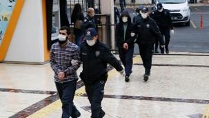 Büyük operasyonda 16 tutuklama