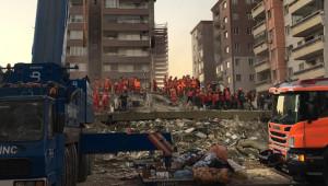 Deprem bölgesinde can kaybı artıyor
