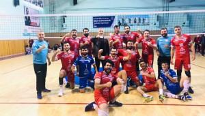 Develi Belediyespor Aksaray'da kazandı