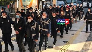 Büyük operasyonda 27 tutuklama