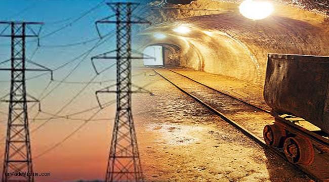 Elektrik ve maden yasaları değişti