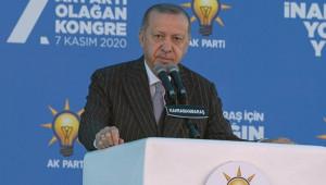Erdoğan: 100 yıl önceki gibi bir süreçteyiz