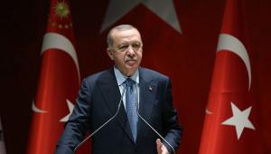 Erdoğan, il başkanları toplantısında konuştu