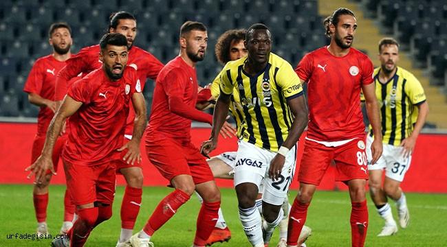 Fenerbahçe: 4 - Sivas Belediyespor: 0