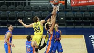 Fenerbahçe Beko: 86 - Valencia Basket: 90