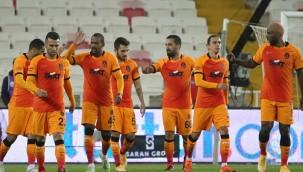Galatasaray, 5 maçtır kaybetmiyor