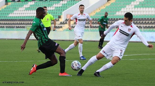 Gaziantep FK deplasmanda galibiyetle döndü