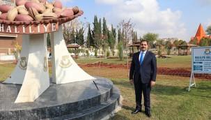 Haliliye'de parklara güvenlik sistemi