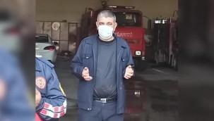 İtfaiye çalışanı koronadan hayatını kaybetti