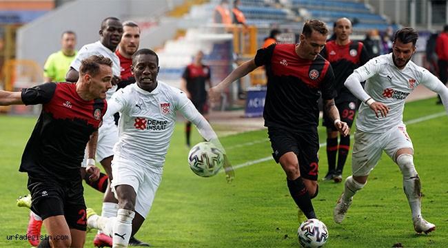 Karagümrük: 1 - Sivasspor: 1