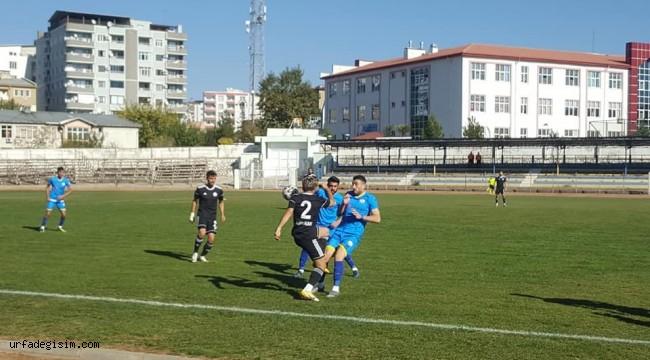Karaköprü Belediyespor 3 puan 3 golle ayrıldı