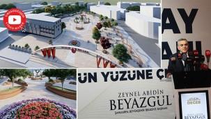 Kızılay Meydanı'nda beton tehlikesi