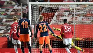 Manchester United: 4 - Medipol Başakşehir: 1