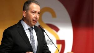 Metin Öztürk, Galatasaray'da adaylığını açıkladı