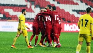 Milliler Kosova'yı 3-0 ile geçti