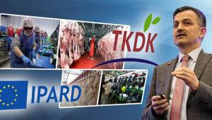Projelere 261 milyon lira hibe sağlanacak