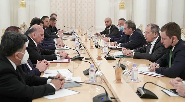 Rusya ve Irak arasında kritik görüşme