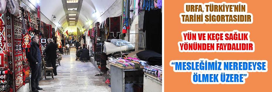 Sipahi Çarşısı'nda 600 yıllık gelenek sürüyor
