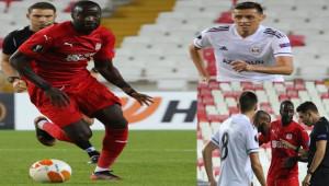Sivasspor: 2 - Karabağ: 0