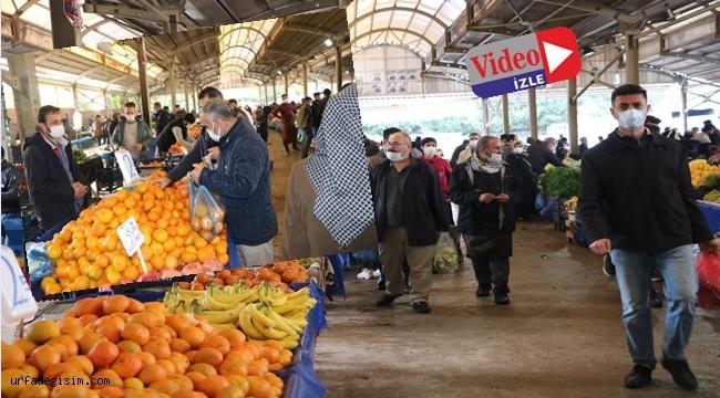 Soğuyan havalarda meyveye talep artı