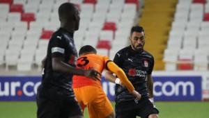 Sivasspor: 1 - Galatasaray: 2