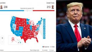 "Trump: ""Bu seçimi kazandık"""